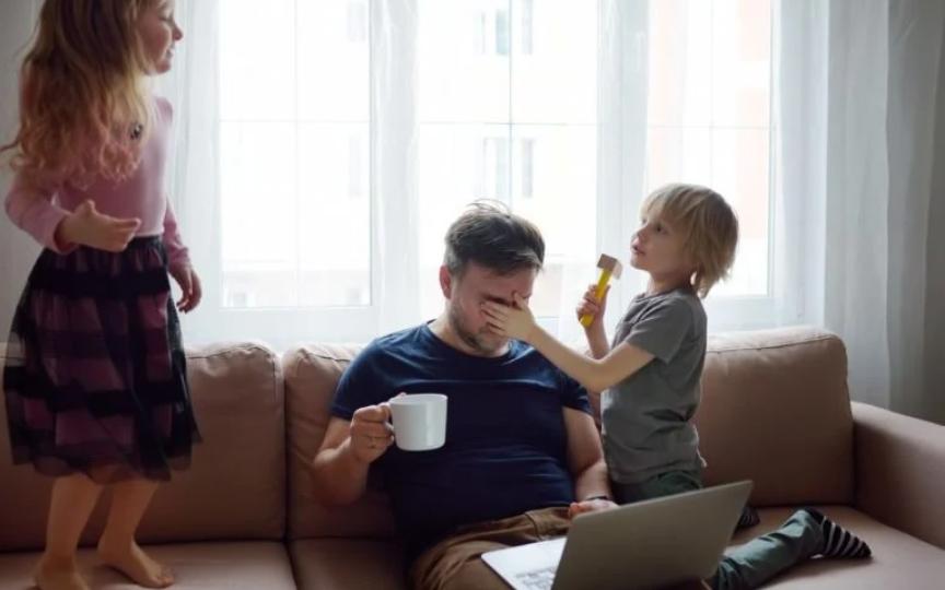 A szülői kiégés kezelésének 5 módja
