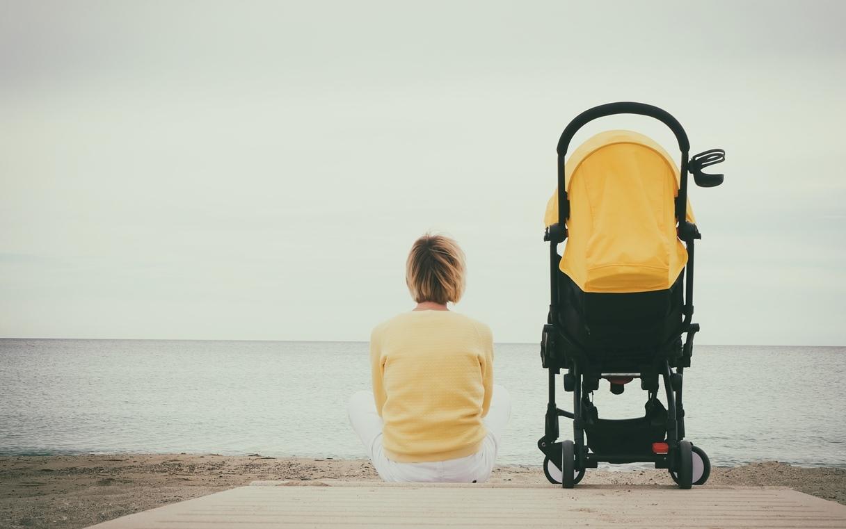 Egy anyuka dilemmái 2. – Egy kismama magányossága