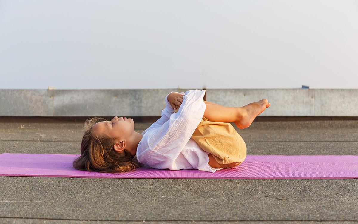 Mesés jógafoglalkozás gyerekeknek