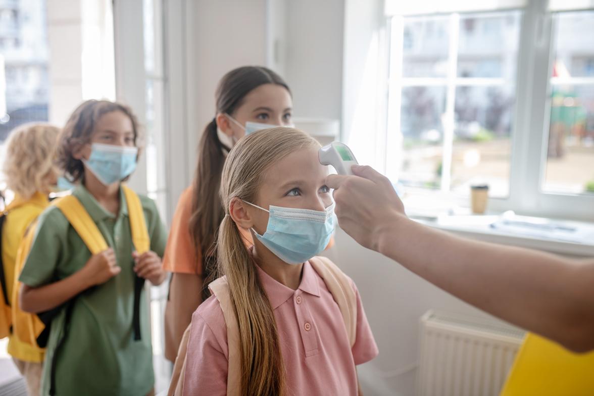 Egy anyuka dilemmái 7. ‒ Iskola a járvány idején