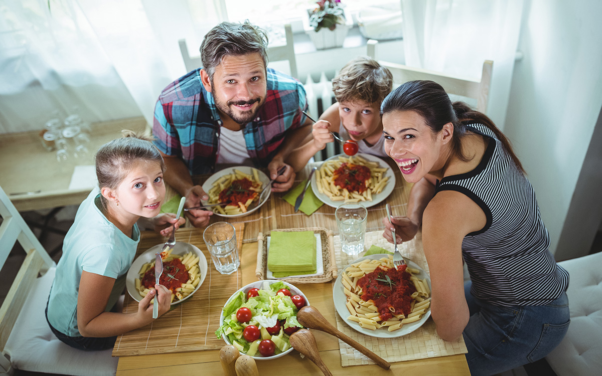 Élvezni vagy letudni? – Az egészséges étkezési szokások kialakítása gyermekkorban