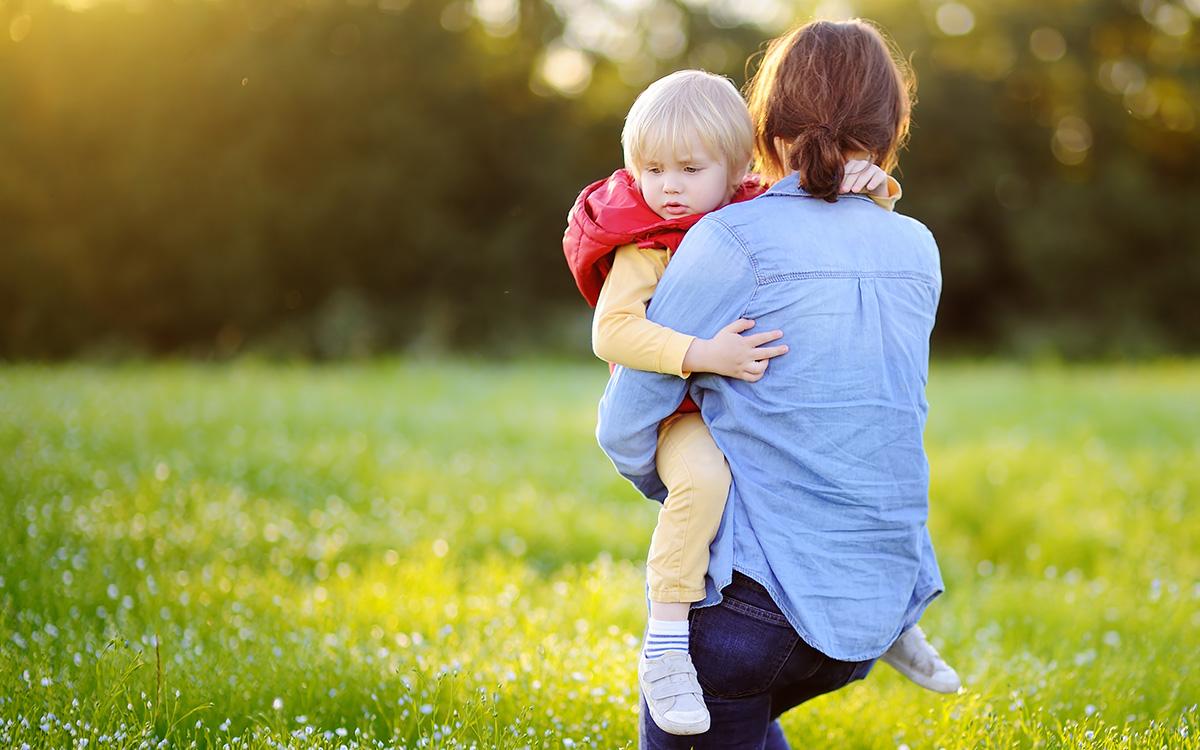 Négy stresszoldó módszer egyedülálló szülőknek